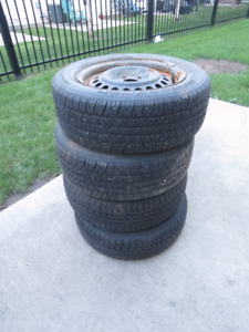 185/60R14 BFGoodrich and Nexen Tires for sale