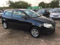 Volkswagen Polo 1.4 Automatic Petrol 2007 3 Door- 1 LADY OWNER FROM NEW