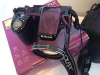 £120 ONO - Nikon Coolpix L830 Digital Bridge Camera Boxed