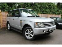 LAND ROVER RANGE ROVER HSE***AUTOMATIC- DIESEL*** SPOTLESS LEATHERS***IMMACULATE CONDITION