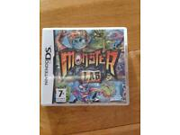 Nintendo ds game - monster lab + additional inboxed games