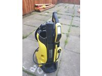 Karcher k5 pressure/jet washer .