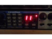 Novation A Station - Classic rack mount Synth - FULLY WORKING WITH ORIG BOX AND