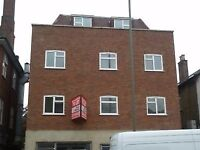 Studio flat situated close to Middlesex University and Local shops.