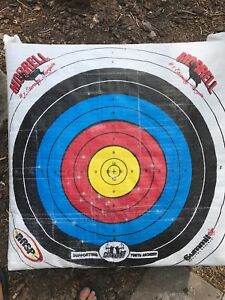 Free youth archery target