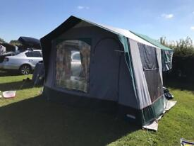 Cabs on Venus trailer tent sold