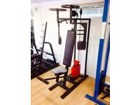 Pec Dec Machine (Commercial Gym Equipment)