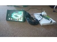 "Gaming Tablet Nvidia Shield K1 8"" + sdxc card 128gb"