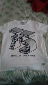 Jack & Jones Originals T-shirt - Brand New with tag - Medium Mens
