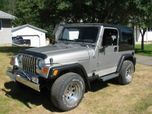 2001 Jeep TJ Other