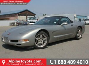 1999 Chevrolet Corvette 2DR CONV  Borla Exhaust - Convertible -