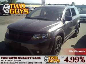 2016 Dodge Journey SXT NICE LOW MILEAGE 7PASS 3.6L V6
