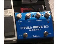 Fulldrive 2 mosfet pedal