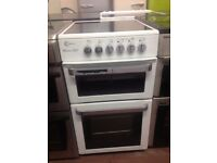 White Flavel Reconditioned 50cm Electric Cooker, Birmingham
