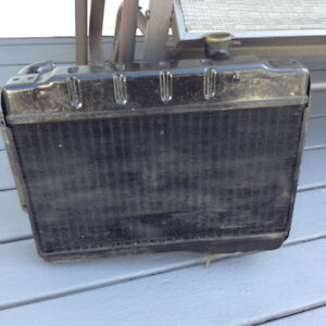 Radiator for early 70's MG