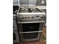 60CM STAINLESS STEEL CANNON GAS COOKER