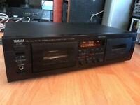 Yamaha casette tape deck