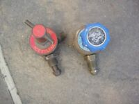 Oxygen/Acetylene Regulators