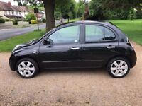 2008 Nissan Micra 1.2 Manial 5Doors With 12 Month MOT PX welcome