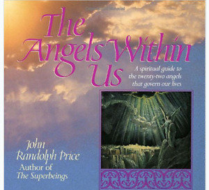Angels Within Us: A Spiritual Guide, Great Condition