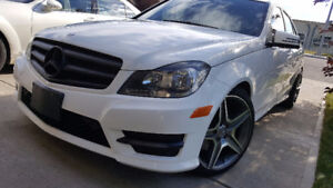 2013 Mercedes-Benz C300 4Matic - 3 year extended Warranty