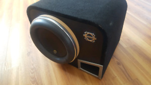 "12"" W7AE JL Audio Subwoofer 10th Anniversary Edition"