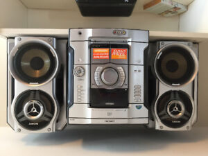 Sony Hybrid Dual Stereo Disc Changer For Sale!