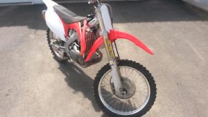 2012 crf 450r