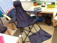 Folding Camping Chair -As new
