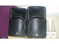 MACKIE SRM450 SPEAKERS
