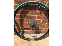 Whyte R-7 Deep Section Rims with 3M Reflective Decals