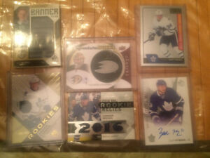 Toronto Maple Leaf Cards
