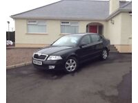 2005 Skoda Octavia 1.9 TDI PD Elegance 5dr£2,450 Full black leather