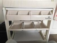 Changing/ bath table