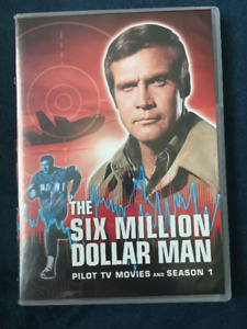 The Bionic Woman and The Six Million Dollar Man