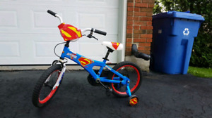 Bicycle superman 16 inch