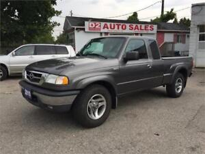2010 Mazda B4000/4x4/Extended Cab/Accident Free/Certified