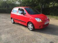 CHEVROLET MATIZ 799 cc 2010 ONLY DONE 3900 MILES. 1 YEARS MOT DRIVES THE BEST.