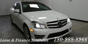 2013Mercedes C250 Coupe,Pano roof,AMG,Sport Pkg,Accident free!