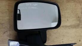 Ldv maxus door mirror