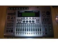 Boss BR1600 digital recording studio.