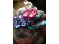 Wholesale Job Lot Children's & Adults Footwear ALL NEW