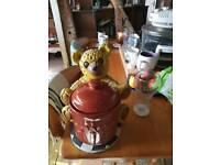Peter mook cookie jar new