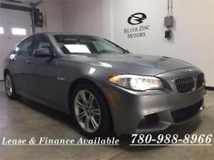 2013 BMW 528i X-drive M pkg, 360cam, HUD, Lane Departure Warning