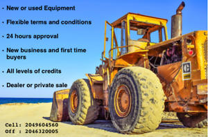 Refinance your equipment for IMMEDIATE FUNDS!! $$$