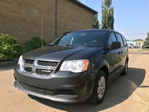2012 Dodge Caravan  $95 bi weekly Financing specialists!!