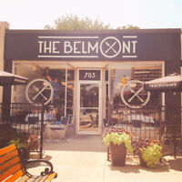 Brunch Cook @ The Belmont