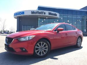 2014 Mazda MAZDA6 GS-L LEATHER, SUNROOF, BACKUP CAMERA, BSM SYST
