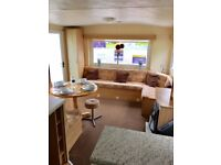 SALE ** SALE ** ALL STATIC CARAVANS REDUCED UNTIL TUESDAY AT 5PM ** SOUTHERNESS , DUMFRIES , AYR