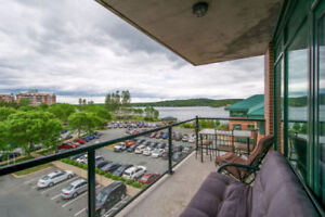 Luxury waterfront condo in Bedford! 405 212 Waterfront Drive